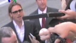 Brad Pitt dan Ryan Gosling - LIputan Pop Culture 14 November 2011