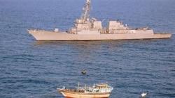 ایران از عملیات نجات ملوانان ایرانی توسط نیروهای آمریکایی استقبال کرد