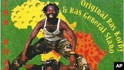 Original Ras Korby, South Sudan's reggae legend