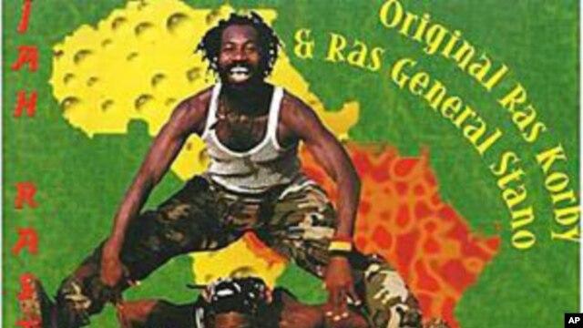 Original Ras Korby, South Sudan's reggae legend