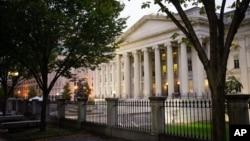 Здание министерства торговли США. Вашингтон (архивное фото)