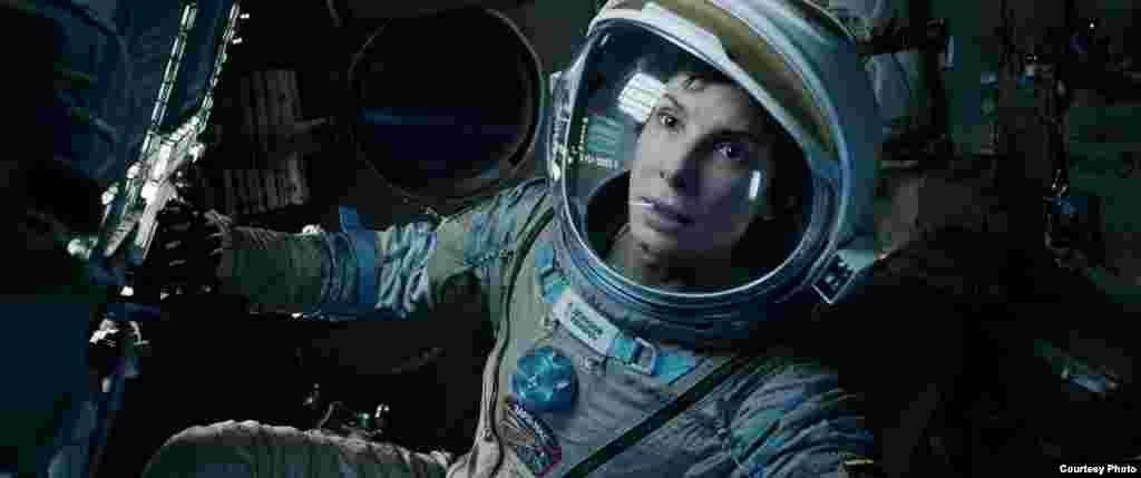 "Actress Sandra Bullock was nominated for best actress for her performance in ""Gravity."" (Oscars.org)"