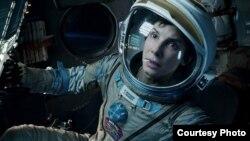 荷李活電影《引力邊緣》(Gravity)劇照