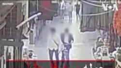 حمله مرد فلسطینی با چاقو به اسرائیلی ها