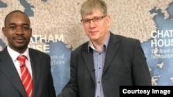 Nelson Chamisa Chatham House