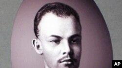 1891年时年轻的列宁