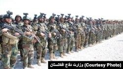 ایالات متحده به تجهیز و تمویل فوای مسلح ۳۳۴ هزار نفری متعهد است.
