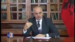Kryeministri Rama, konferencë shtypi për fundvitin