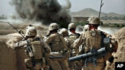 Binh sĩ Mỹ ở Afghanistan