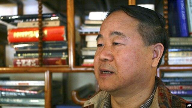 Nhà văn Trung QuốcMạc Ngôn