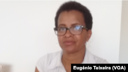 Idalina Freire, presidente da OMCV