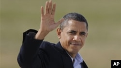 ประธานาธิบดี บารัค โอบามามีกำหนดการไปเยือนเอเชียในวันที่ 5 พฤศจิกายนนี้
