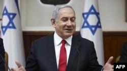 Frai Ministan Isra'illa, Benjamin Netanyahu