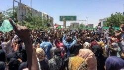 Les Soudanais veulent une transition