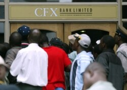 Report on Bankers Strike Filed By Irwin Chifera