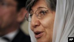 سیما سمر، رئیس کمیسیون مستقل حقوق بشر افغانستان