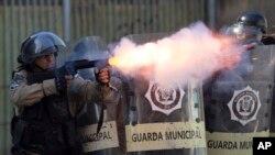 Brasileiros preparam novas manifestações anti-corrupção