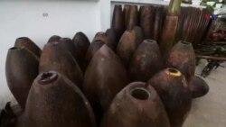 Laos adambaşına partlamamış bomba sayına görə dünyanın birinci ölkəsidir