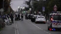 法國男子開車撞傷三名中國留學生