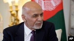 افغانستان کے صدر اشرف غنی۔ فائل فوٹو