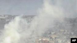 Kaboul : les talibans attaquent l'OTAN et l'ambassade des Etats-unis