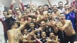 Kombëtarja e Shqipërisë bën historinë
