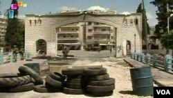 Tropas sirias han iniciado una intensa cacería en busca de insurgentes en el país.