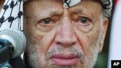 Ông Yasser Arafat, nhà cựu lãnh đạo Palestine, qua đời vào tháng 11 năm 2004