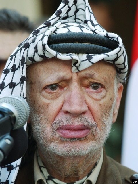 yasser arafat Arafat's mother died when he was an infant, and his father sent arafat and his brothers to be raised by an uncle in jerusalem, then part of the british mandate of palestine one of his earliest memories, as arafat said, was of british soldiers on a rampage, tearing up his uncle's house and.