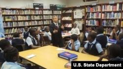 U.S. - Cameroon Relations