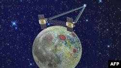 Cặp phi thuyền GRAIL dự trù sẽ bay trong quỹ đạo mặt trăng 90 ngày