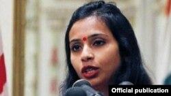 دیویانی کبراگید، دیپلومات هندی