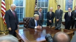 President Trump Signs Executive Order