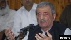 وزیر ریلو غلام احمد بِلور