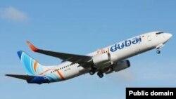 هواپیمای فلای دبی با شرکت هواپیمایی امارات پیوند دارد.