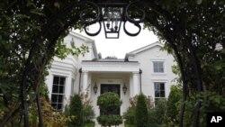 Kuća u Los Altosu u Kaliforniji procenjena na 4 miliona dolara u novembru 2011.