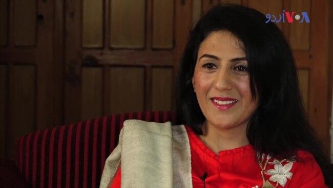 صرف ہمت کے بل پر چوٹیاں سر کیں: پاکستانی کوہ پیما ثمینہ بیگ