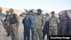 آقای دوستم که دو ماه در بیرون از کابل به سر میبرد، شام دوشنبه وارد کابل شد