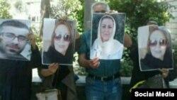 خانواده برخی از افراد بازداشت شده در روز جهانی کارگر