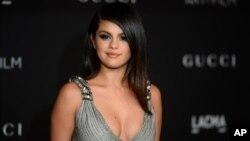 FILE - Selena Gomez