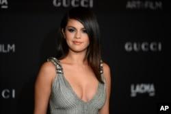 FILE - Selena Gomez .