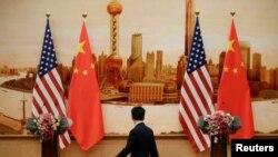 中国称应美国要求推迟双方原定高层安全对话