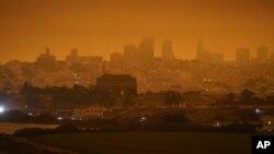 ہوا کی آلودگی سے سانس کی بیماریاں پھیلنے کے خطرات بڑھ جاتے ہیں۔