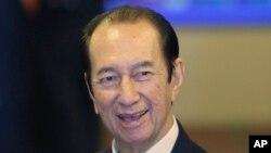 Stanley Ho (Julho 2008) Foto arquivo