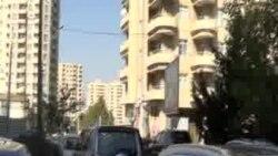 Elşad Abdullayevin çəkiliş apardığı otaqdan reportaj