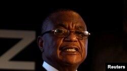 Constantino Chiwenga, vice-presidente do Zimbabwe