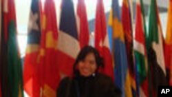 สัมภาษณ์คุณจิตทิพย์ มงคลชัยอรัญญา ถึงการฝึกงานที่คณะทูตถาวรแห่งประเทศไทย ประจำสหประชาชาติที่นครนิวยอร์ก