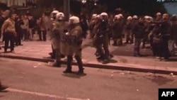 Протесты в Греции из-за жестких экономических мер, предпринимаемых правительством с тем, чтобы вывести страну из кризиса