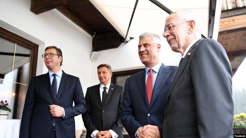 Thaçi: Tërësinë e Kosovës e garanton kushtetuta – jo deklaratat emocionale