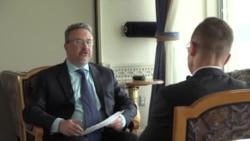 Интервью с министром иностранных дел Венгрии Петером Сиярто